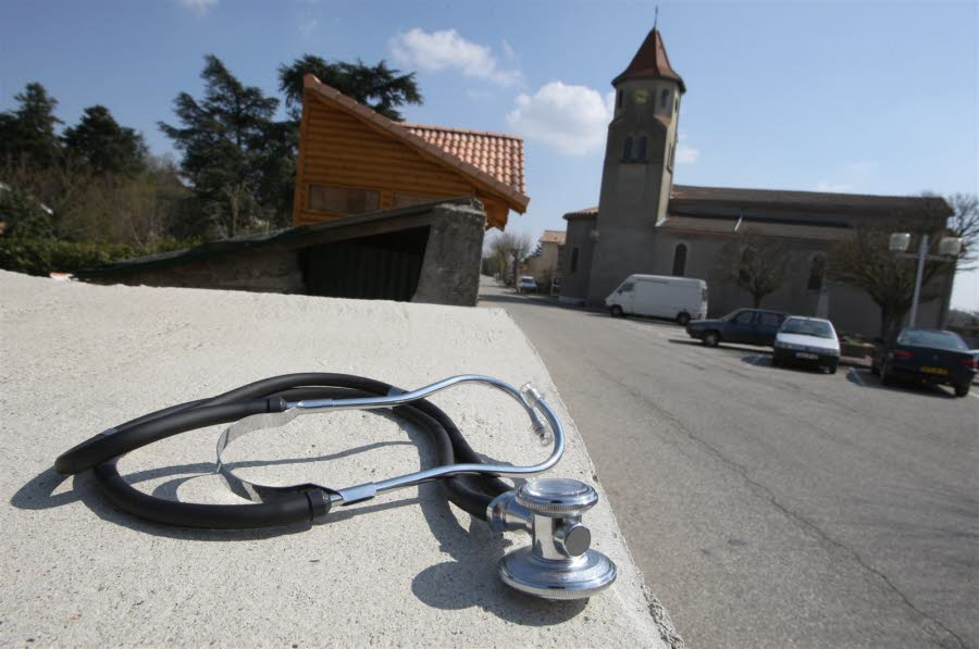 La médecine rurale, un vide territorial !