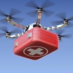 Des drones testés pour les urgences médicales