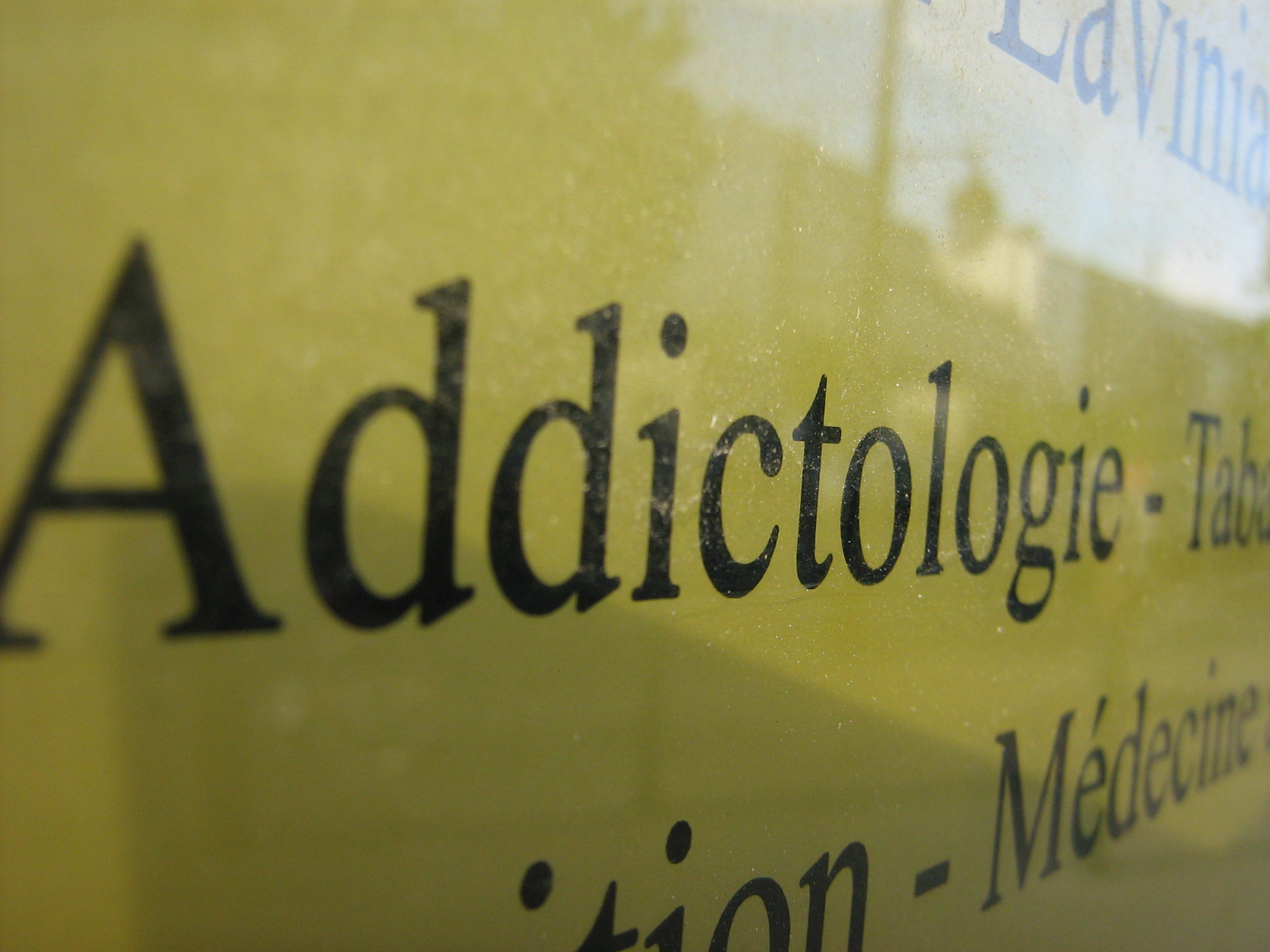 Addictologue