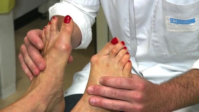 Chirurgien du pied et de la cheville