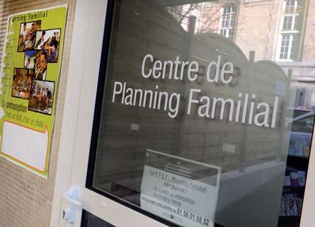 Histoire des centres de planning familial en France