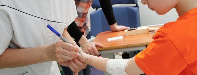 Allergologie : les traitements proposés