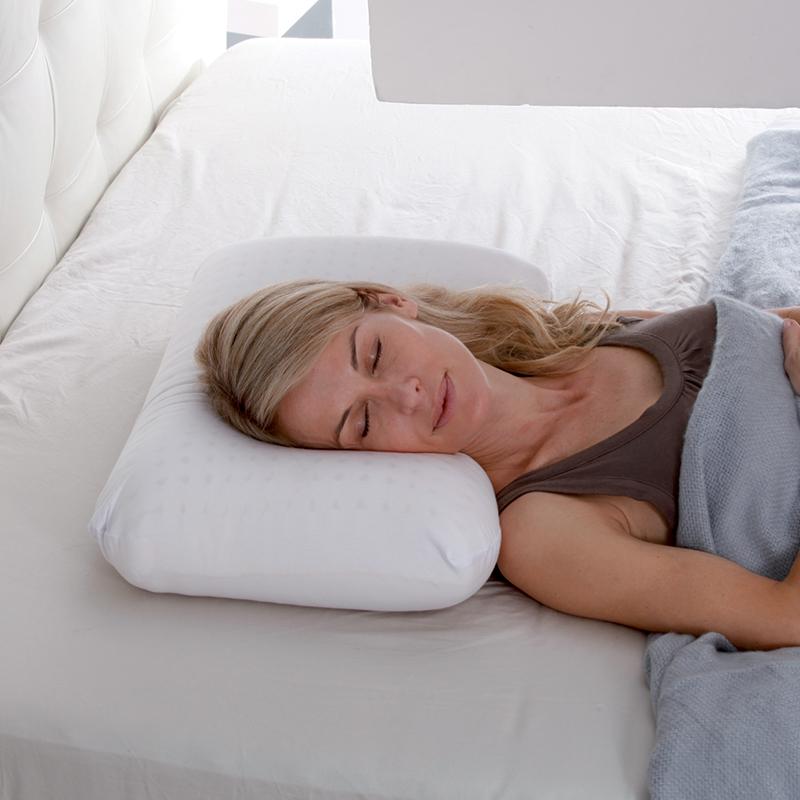 Les bienfaits de l'oreiller cervical pour la santé