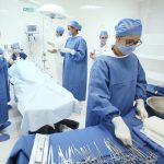 Taux de récidive pour les patients opérés d'un cancer de la vessie.