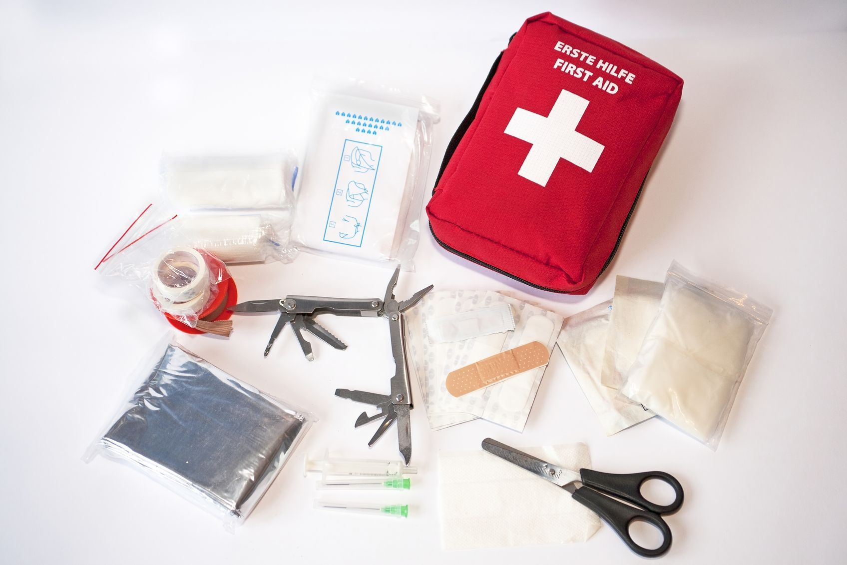 Comment transporter son kit de premier secours ?